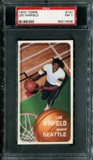 1970/71 Topps Basketball #147 Lee Winfield PSA 7 (NM) *3638