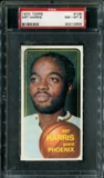 1970/71 Topps Basketball #149 Art Harris PSA 8 (NM-MT) *3656