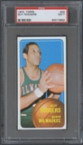 1970/71 Topps Basketball #22 Guy Rodgers PSA 7 (NM) *3662