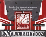2007 Donruss Elite Extra Edition Baseball Hobby Box Jake Arrieta Rookie