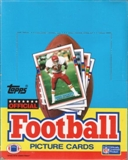 1989 Topps Football Rack Box