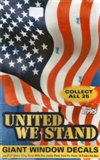 United We Stand Giant Window Decals Box (2001 Topps)