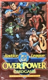 Justice League Over Power Expansion Box (1997 Fleer/Skybox)