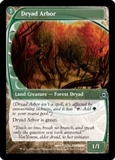 Magic the Gathering Future Sight Single Dryad Arbor - NEAR MINT (NM)