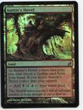 Magic the Gathering Lorwyn Single Auntie's Hovel Foil