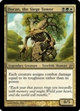 Magic the Gathering Lorwyn Single Doran, the Siege Tower LIGHT PLAY (NM)