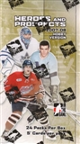 2007/08 In The Game Heroes & Prospects Hockey Hobby Box