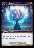 WoW March of the Legion Single Portal (MoL-51) NM/MT