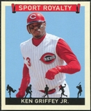 2007 Upper Deck Goudey Sport Royalty #KG Ken Griffey Jr.