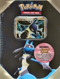 Pokemon Diamond & Pearl Lucario Collectible Tin (Box)