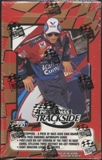 2000 Press Pass Trackside Racing Hobby Box