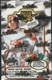 2000 Press Pass Wheels High Gear Racing Hobby Box