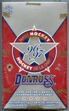 1996/97 Donruss Hockey 48 Pack Box