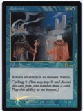 Magic the Gathering Urza's Legacy Single Rebuild Foil