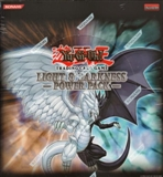 Upper Deck Yu-Gi-Oh Light & Darkness Power Pack Box