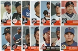2002 Topps Heritage Baseball Partial Master Set