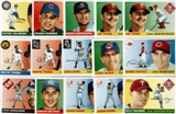 2004 Topps Heritage Baseball Partial Master Set (NM-MT)