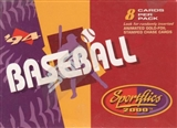 1994 Pinnacle Sportflics Baseball Retail Box