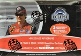 2008 Press Pass Eclipse Racing Hobby Box