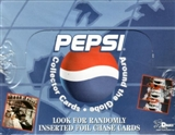 Pepsi Around the Globe Hobby Box (2000 Dart Flipcards)