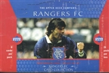 1998 Upper Deck Glasgow Rangers Soccer Hobby Box