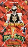 Power Rangers New Season Retail Box (1994 Collect-A-Card)