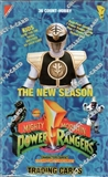 Power Rangers New Season Hobby Box (1994 Collect-A-Card)