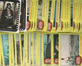 Star Wars Series 3 (Yellow) Complete Set w/stickers (1977 Topps)
