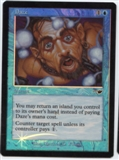 Magic the Gathering Nemesis Single Daze Foil - SLIGHT PLAY (SP)