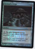 Magic the Gathering Promotional Single Tormod's Crypt Foil (DCI)