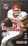 2008 Topps Rookie Progression Football Hobby Box