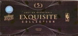 2007/08 Upper Deck Exquisite Basketball Hobby Box