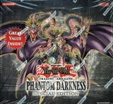 Upper Deck Yu-Gi-Oh Phantom Darkness Special Edition Box
