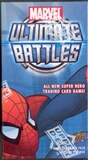 Upper Deck Marvel Ultimate Battles Booster Box