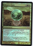 Magic the Gathering Promo Single Mirari's Wake Foil (DCI)