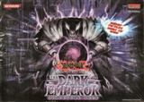 Upper Deck Yu-Gi-Oh Dark Emperor Structure Deck Box