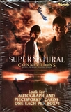 Supernatural Connections Hobby Box (2008 Inkworks)