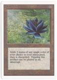 Magic the Gathering Unlimited Single Black Lotus UNPLAYED (NM/MT)