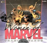 Women of Marvel Trading Cards Box (Rittenhouse 2008)