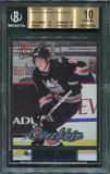 2005/06 Fleer Ultra #252 Alexander Ovechkin RC Rookie Card BGS 10 Pristine