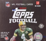 2008 Topps Football Jumbo Box