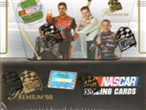 2008 Press Pass Premium Racing Hobby Box