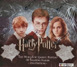 Harry Potter 3-D 2nd Series Hobby Box (2008 Artbox)