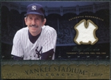 2008 Upper Deck Yankee Stadium Legacy Collection Memorabilia #BM Billy Martin