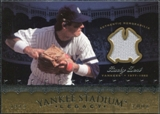 2008 Upper Deck Yankee Stadium Legacy Collection Memorabilia #DE Bucky Dent
