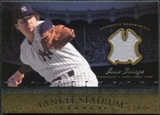 2008 Upper Deck Yankee Stadium Legacy Collection Memorabilia #GG Goose Gossage