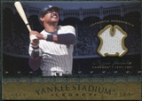 2008 Upper Deck Yankee Stadium Legacy Collection Memorabilia #JA Reggie Jackson