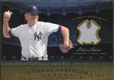 2008 Upper Deck Yankee Stadium Legacy Collection Memorabilia #PN Phil Niekro