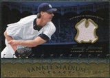 2008 Upper Deck Yankee Stadium Legacy Collection Memorabilia #RJ Randy Johnson