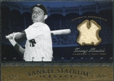 2008 Upper Deck Yankee Stadium Legacy Collection Memorabilia #TH Tommy Henrich